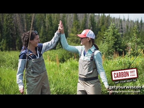 Carbon County, Wyoming: Get Your Fishing On