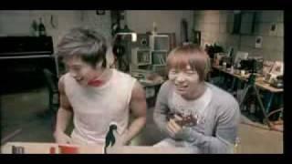081126 2U (Yoochun + Yunho) Cute And Dorky Campaign Part 1