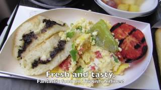 Top 8 Best Economy class Airline Meals of the world