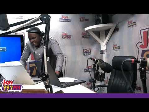 #JoySMS Sports Center on Joy FM (21-10-19)