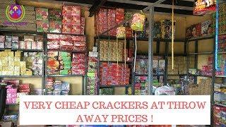 CRACKERS IN DELHI NCR AT VERY CHEAP PRICES | FARUKH NAGAR | RETAIL AND BULK | EXPLORING SHOPS |