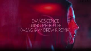 Evanescence - Bring Me To Life (V-Sag & Andrew K Remix)