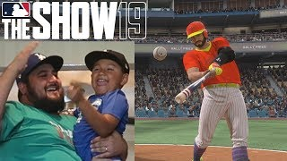 LUMPY HAS HIS BEST GAME EVER | MLB The Show 19 | Diamond Dynasty #32
