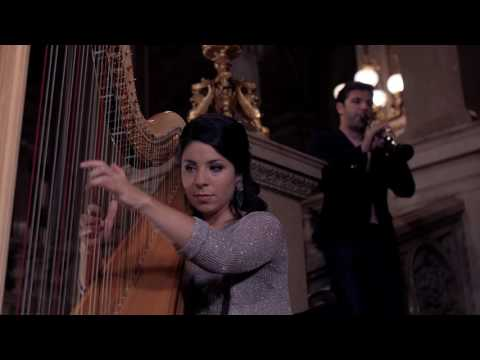 Schumann & Schubert (harp and clarinet)