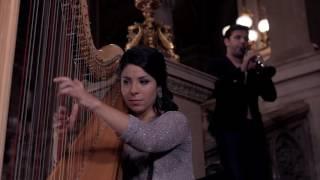 Anneleen Lenaerts & Dionysis Grammenos: Schumann & Schubert (harp and clarinet)