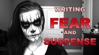 Writing Fear And Suspense