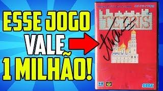 JOGOS EXTREMAMENTE RAROS QUE VALEM MUITA GRANA!