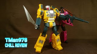 Fans Toys FT-18 Lupus W/ Moonz 3rd Party MP Weirdwolf CHILL REVIEW