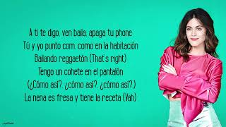 TINI - Fresa (Letra / Lyrics) ft. Lalo Ebratt 🎵