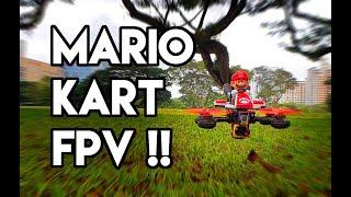 """SQN 88 FPV - """"Mario Kart FPV !! """""""