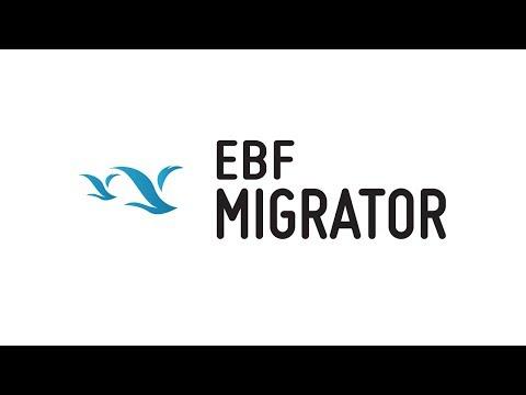ebf migrator dashboard ebf migrator project details new