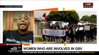 16 Days of Activism | Dealing with GBV in South Africa: Themba Masango