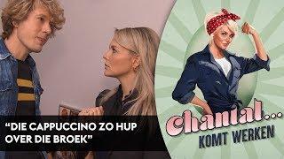Chantal ontmoet GTST-barman Marcel! - CHANTAL KOMT WERKEN