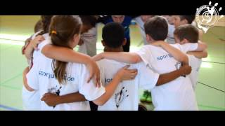 preview picture of video 'HaBaCa 2015 Trailer - Budenheimer Handballcamp'