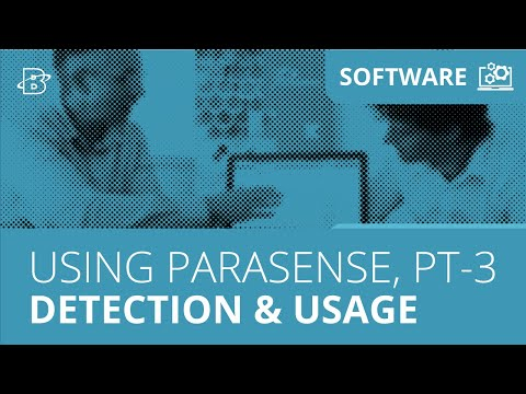 Using Parasense, Part 3 | Detection & Usage