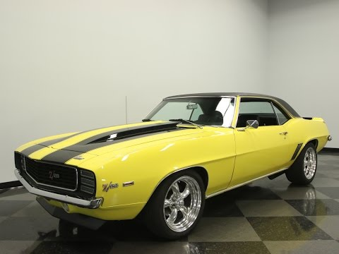1969 Chevrolet Camaro for Sale - CC-985170