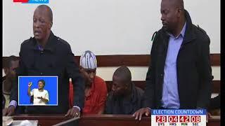 Wanaume wawili wafikishwa mahakamani kwa makosa ya kujifanya maafisa wa polisi