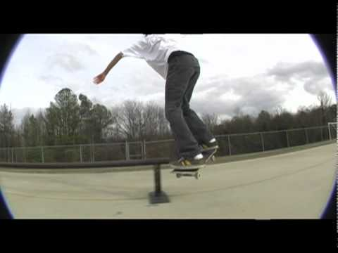 Eric Valladares, Chad Riley- Colonial Heights Skatepark