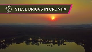 Big Carp Fishing In Croatia   Steve Briggs