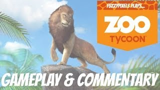 Zoo Tycoon Xbox One Gameplay & Commentary