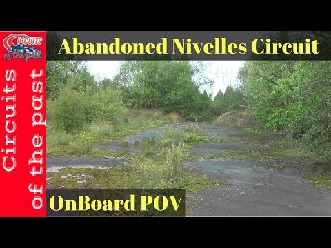 Abandoned Circuit Nivelles-Baulers 2018 Onboard POV