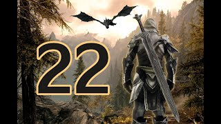 Приключения мечника в мире Скайрима (skyrim redone+куча модов) #19 Серия в которой много дождя