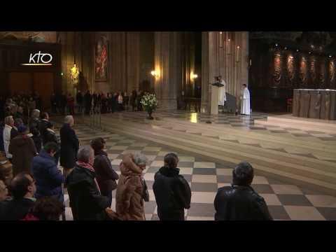 Messe du 24 février 2017