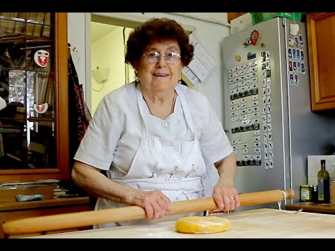 Pasta Grannies YouTube channel is saving unique Italian pastas from extinction by filming nonnas making their rare recipes
