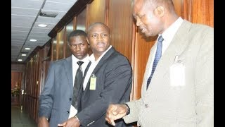 Alfred Keter: I was going to unleash a bombshell before my arrest