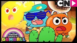 Gambar cover Gumball | Books Are The Enemy | The Blame  | Cartoon Network