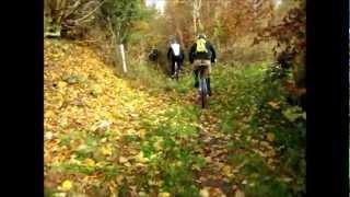 preview picture of video 'MTB duerch den Aischdall'