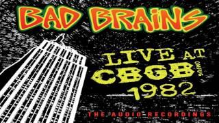 Bad Brains   LIVE At CBGB 1982 (Full Album)