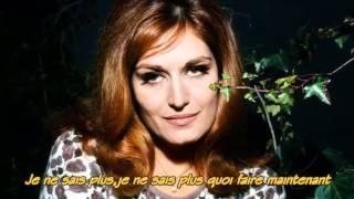 تحميل اغاني ''Je ne sais plus'' de Dalida,publiée par Elodie,tristement enlevée de Youtube. MP3