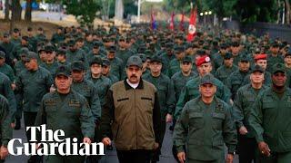 Venezuela: Maduro Denounces 'coup Plotters And Traitors'