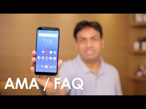 Asus Zenfone Max Pro AMA / FAQ - Your Questions Answered