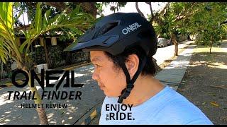New helmet O'neal Trail finder