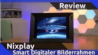 Nixplay Smart Digitaler Bilderrahmen Review (2021)