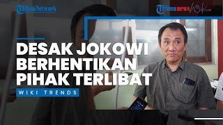 Wiki Trends - Andi Arief Sebut Isu Kudeta di Demokrat Memalukan & Desak Jokowi Berhentikan Tokoh Ini