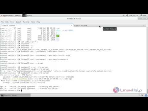 How to Setup Standard Linux FS & Configure NFSv4 Server