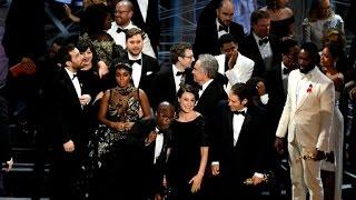 """""""La La Land"""" loses to """"Moonlight"""" in epic Oscars flub"""