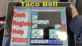 Taco Bell Cash Register Help 2020!!
