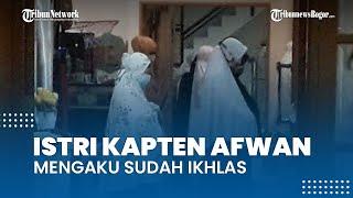 Keluarga Pilot Captain Afwan Gelar Salat Gaib, Sahabat : Istrinya Sudah Mengikhlaskan