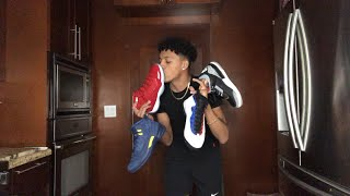 GET TO KNOW ME | Ft Shoe Collection (Why Did I Start Youtube?)
