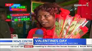 Nakuru Residents express their opinions of Valentines Day