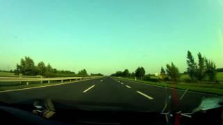 Путевые заметки в TL: трасса Вена-Будапешт