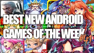 Best New Free Android Games of the Week #41