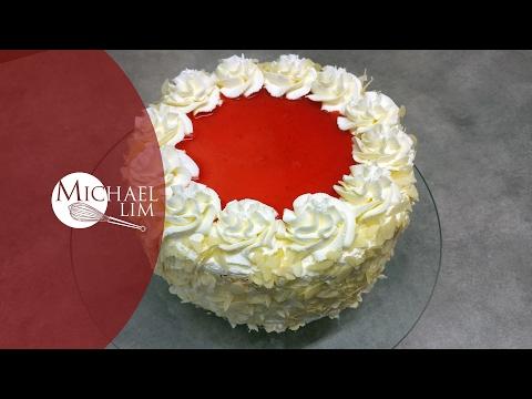 Video Simple Birthday Cake