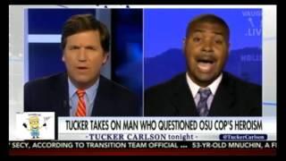 Tariq Nasheed On Fox News 11/29/2016   ( Tucker Show )