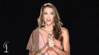 MISS UNIVERSE 2011 - Chile