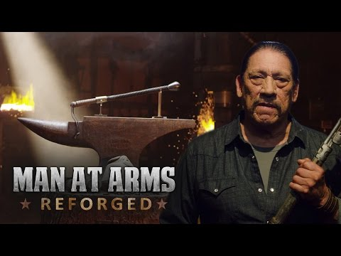 Zákopová palice - Muž ve zbrani